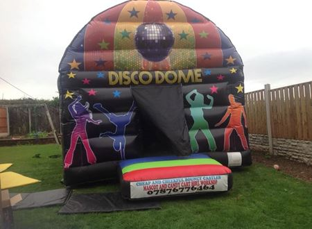 Picture for category Disco Domes