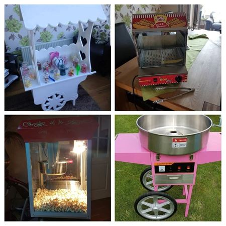 Picture for category Candy Floss Machine